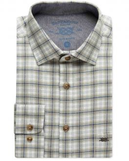 Stone Ernest Check Casual Shirt
