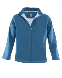 Green Soft Shell Jacket