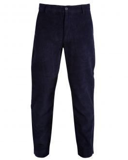 Bar Harbour Navy Corduroy Trousers