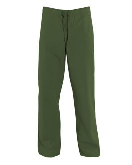 Khaki Canvas Trousers
