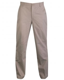 Bar Harbour Stone Chino Trousers Front