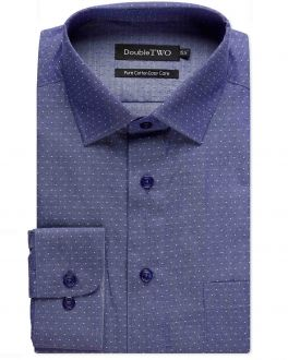 Blue Dot Formal Shirt