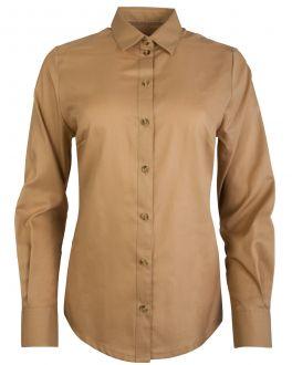 Camel Warm Handle Women's Shirt