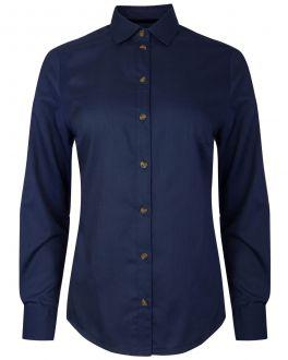 Ancient Blue Warm Handle Women's Shirt