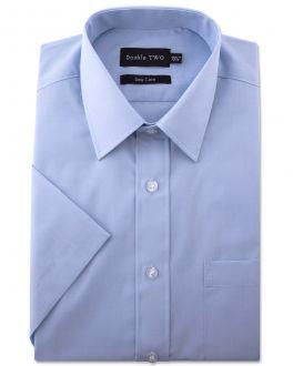 Glacier Classic Easy Care Short Sleeve Shirt