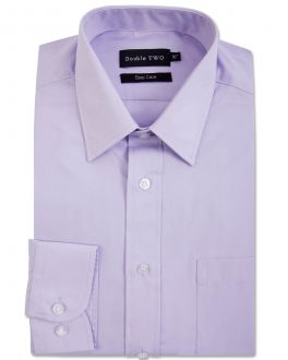 Lilac Tall Fit Long Sleeved Shirt