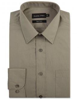 Lichen Green Classic Easy Care Long Sleeve Shirt