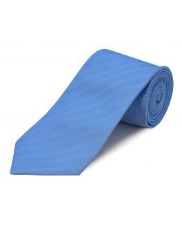 Sky Blue Extra Long Tie