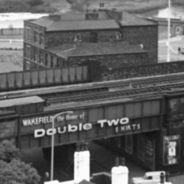 Double TWO Nostalgia: The Double TWO Bridge