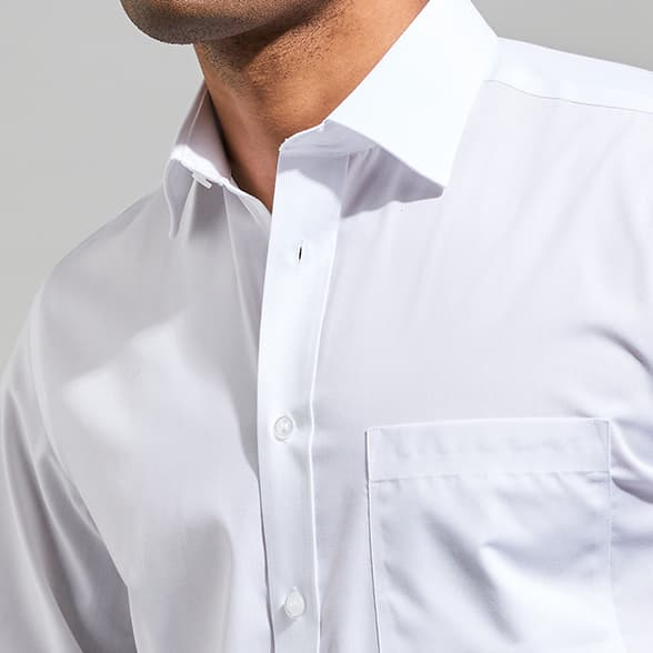 Plain Formal Shirts £14.99