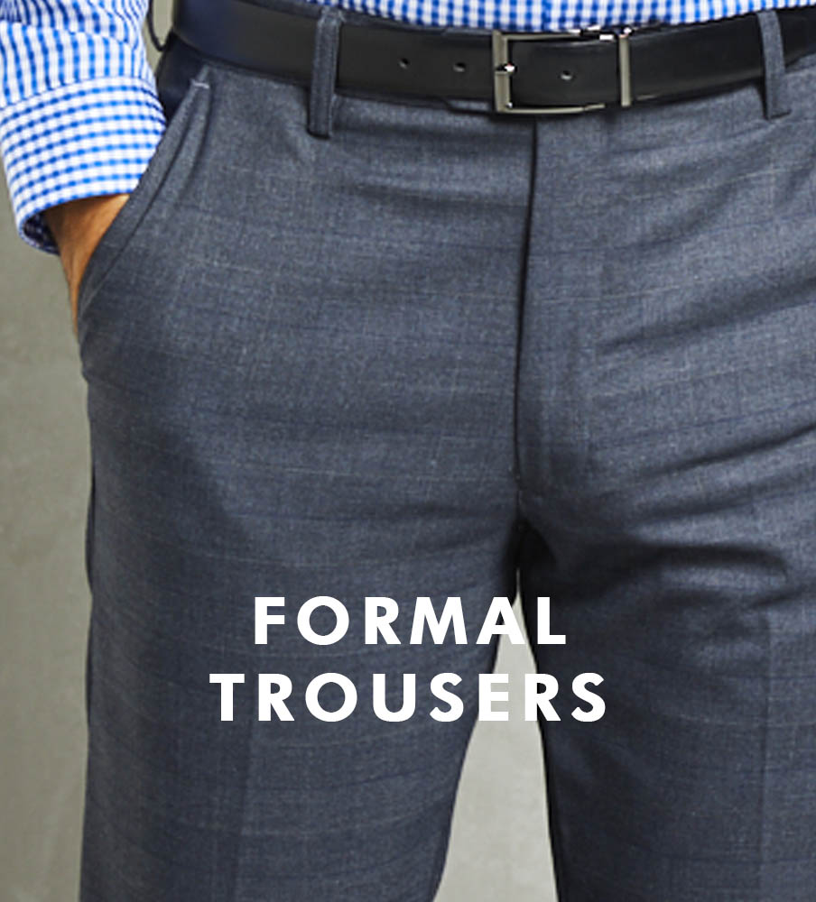 Shop Formal Trousers