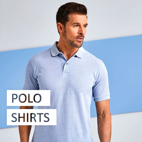 Double Two Polo Shirts