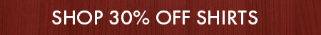 30% Off Casual Shirts Double Two