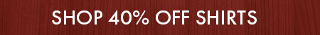 40% Off Casual Shirts Double Two