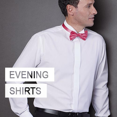 Double Two Evening Shirts