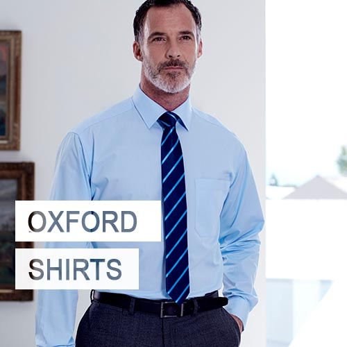 Double Two Oxford Shirts