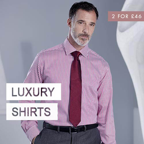 Double Two Luxury Shirts
